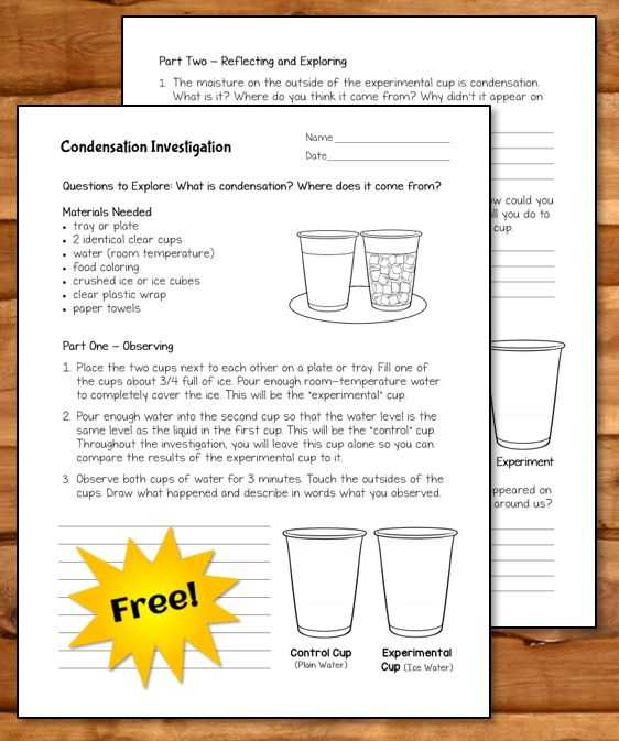 Water Water Everywhere Worksheet Answers as Well as 255 Best Water Cycle Lesson Plans Images On Pinterest
