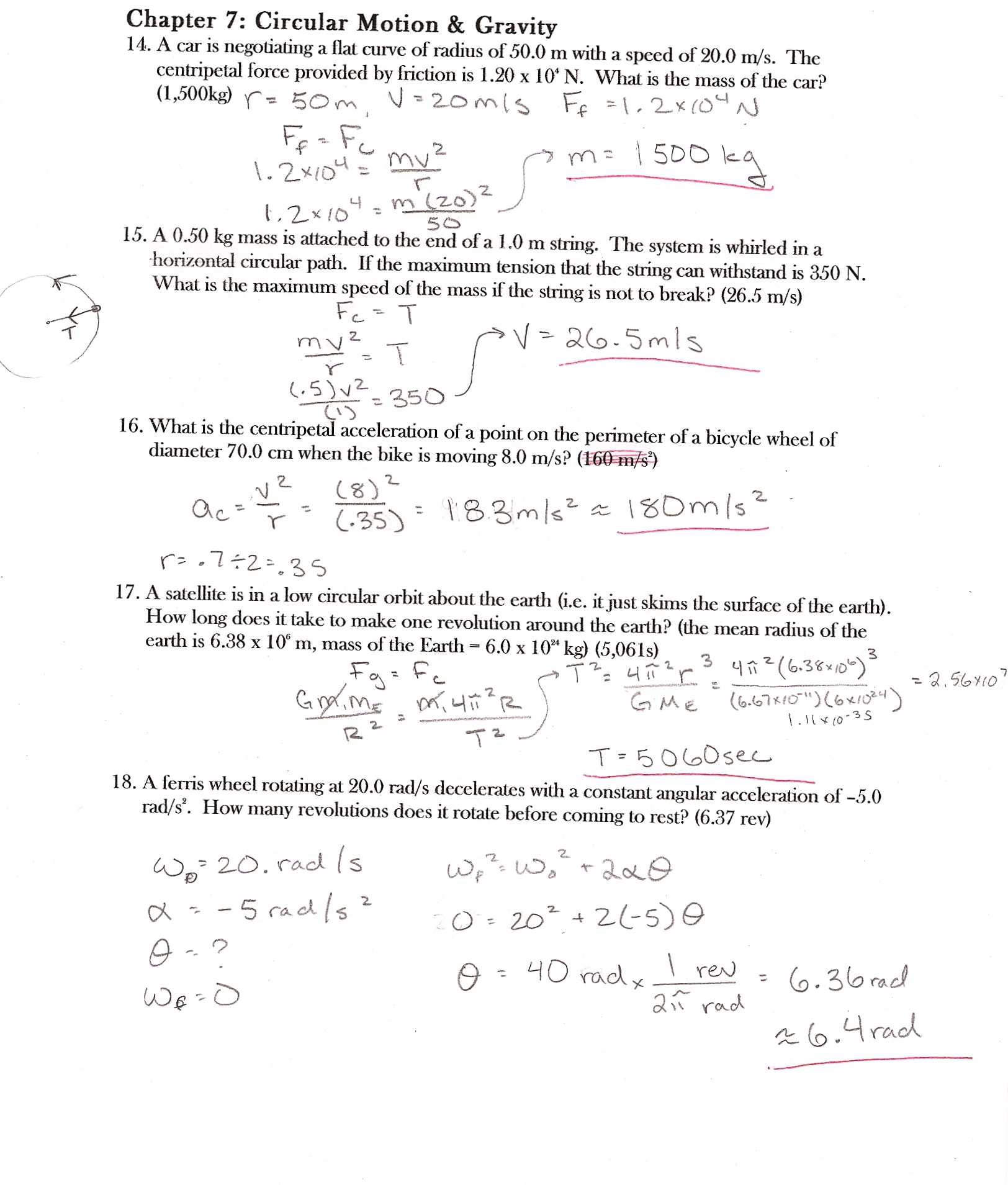 Wave Review Worksheet Answers Along with Conservation Momentum Worksheet Answers Chapter 8 the Best