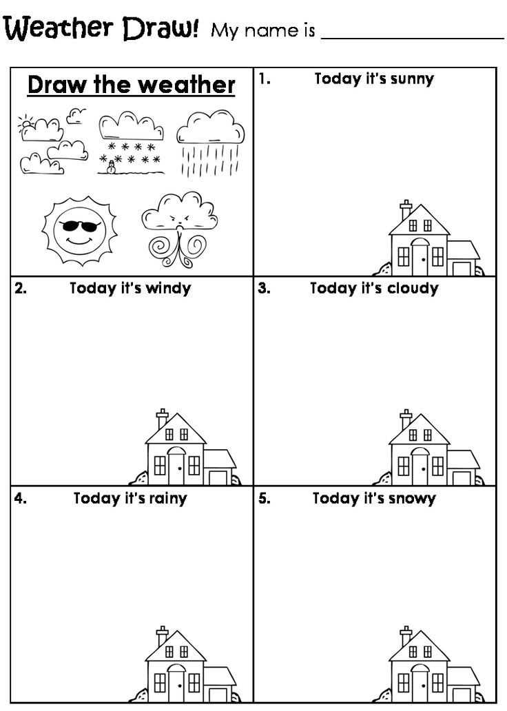 Weather Worksheets for 1st Grade Also 53 Super Weather and Seasons Worksheets – Free Worksheets