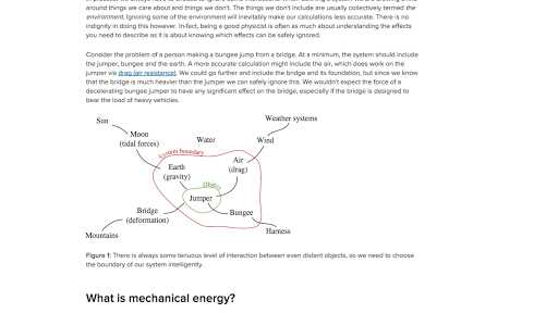 Work Power Energy Worksheet and What is Conservation Of Energy Article