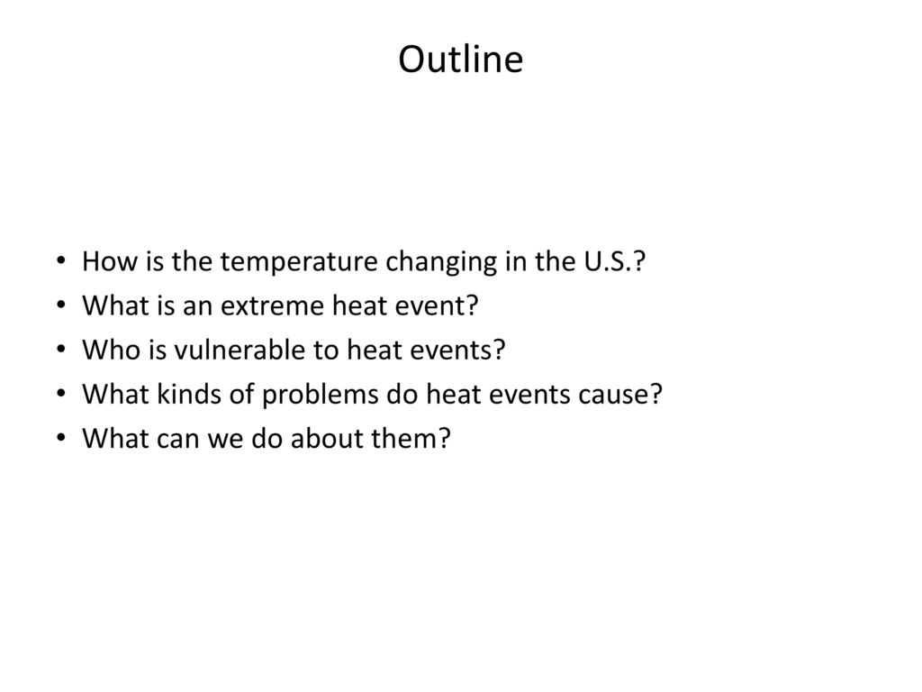 Worksheet Heat and Heat Calculations as Well as Extreme Heat the Health Effects Of Climate Change Ppt Dow