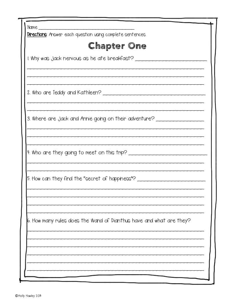 1st Grade Reading Comprehension Worksheets Multiple Choice or Monday with A Mad Genius A Guided Reading Activity Lesson