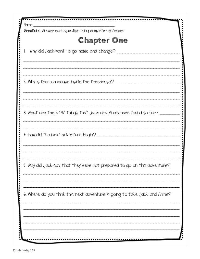 1st Grade Reading Comprehension Worksheets Multiple Choice with Sunset Of the Sabertooth A Guided Reading Activity Lesson