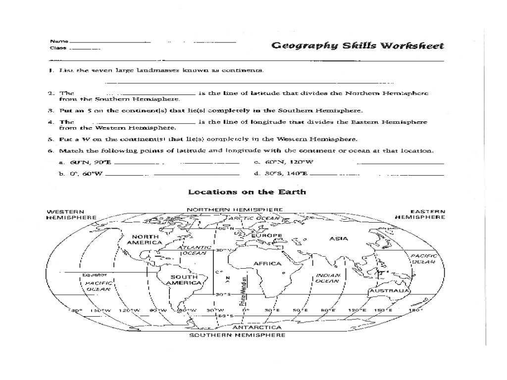 7 1 Our Planet Of Life Worksheet Answer Key With Spanish 2