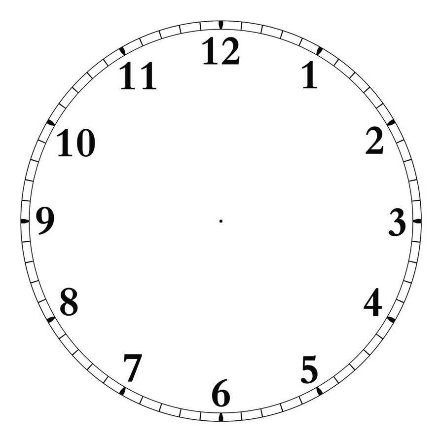 Clock Time Worksheets and Clock Face 3 by Agf81 On Deviantart