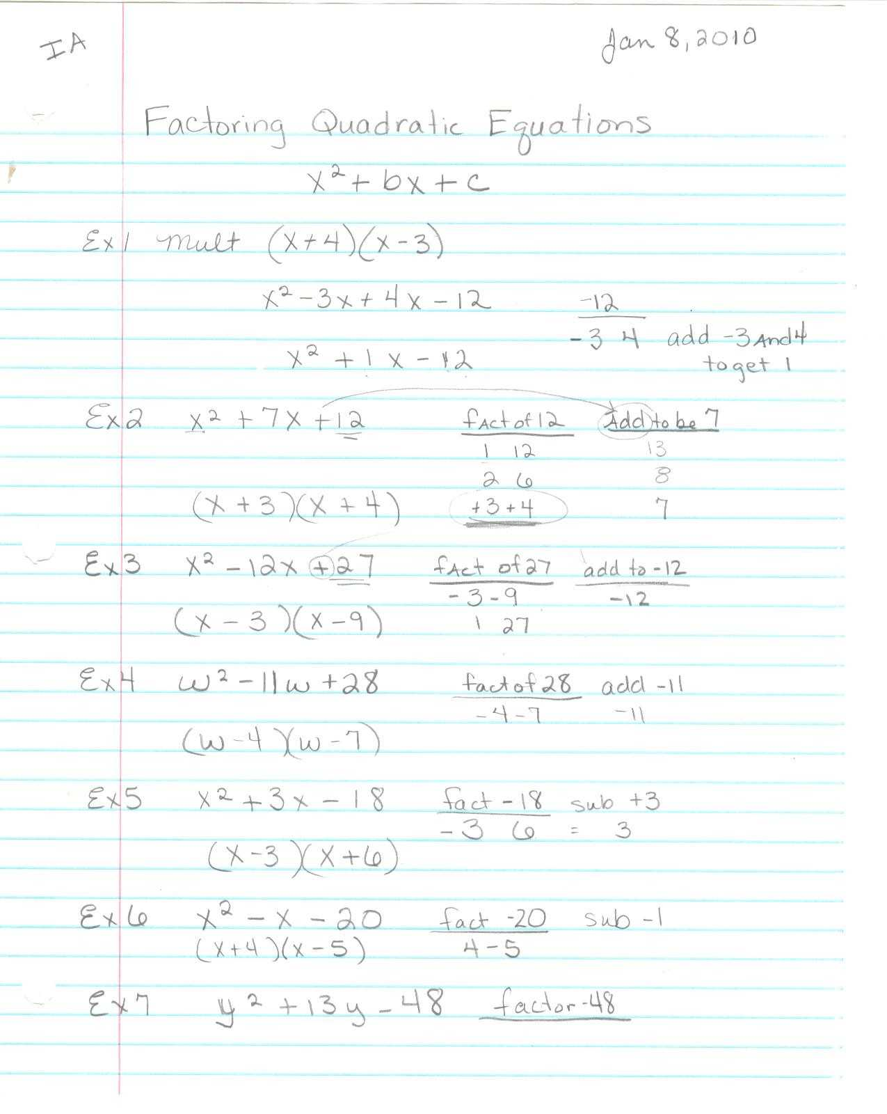 Factoring Difference Of Squares Worksheet Also Fantastic