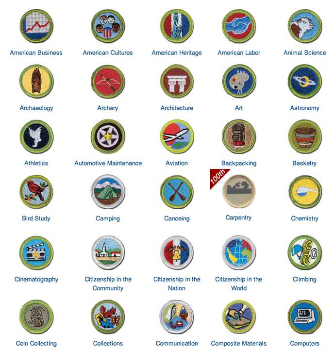 Family Life Merit Badge Worksheet Also My 2013 New Year's Resolution