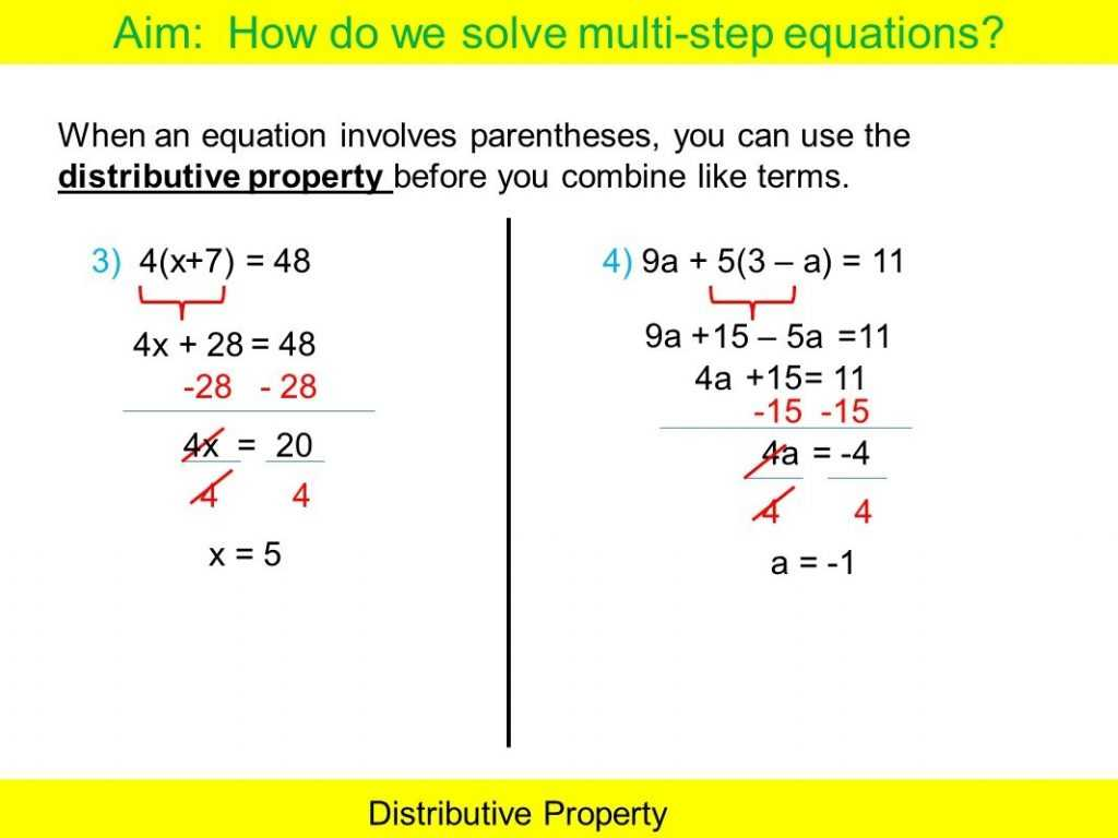 Motion In One Dimension Worksheet Answers with attractive Basic Distributive Property Worksheets Vignette