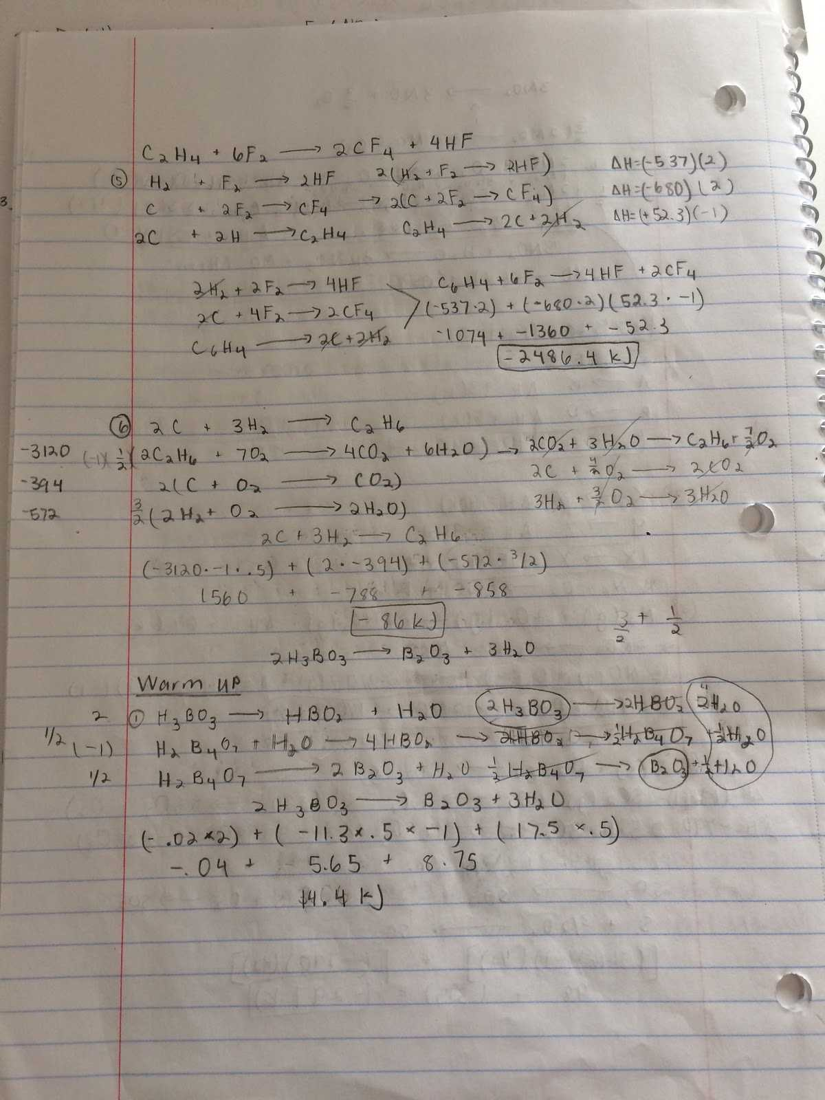 Redox Reaction Worksheet With Answers Along With Types