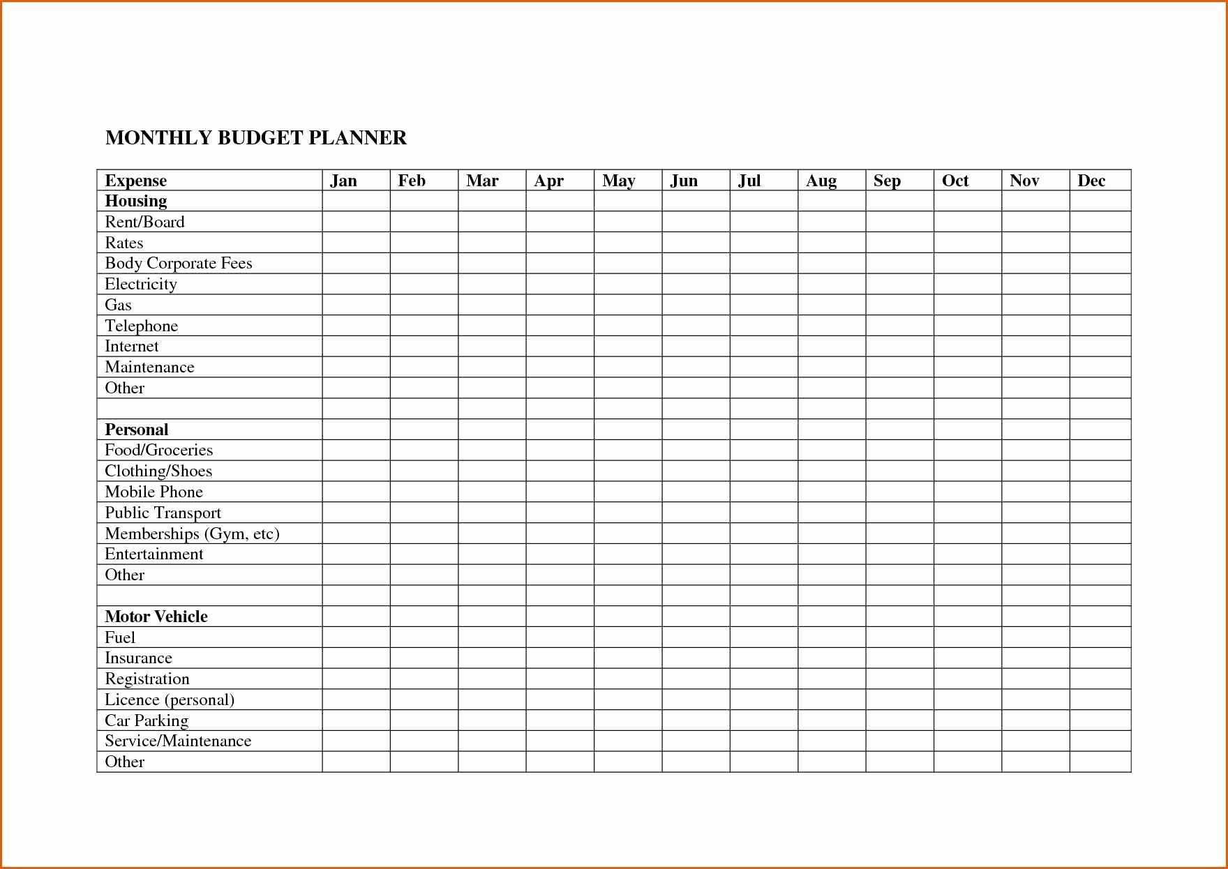 Rental Income Calculation Worksheet With Spreadsheet