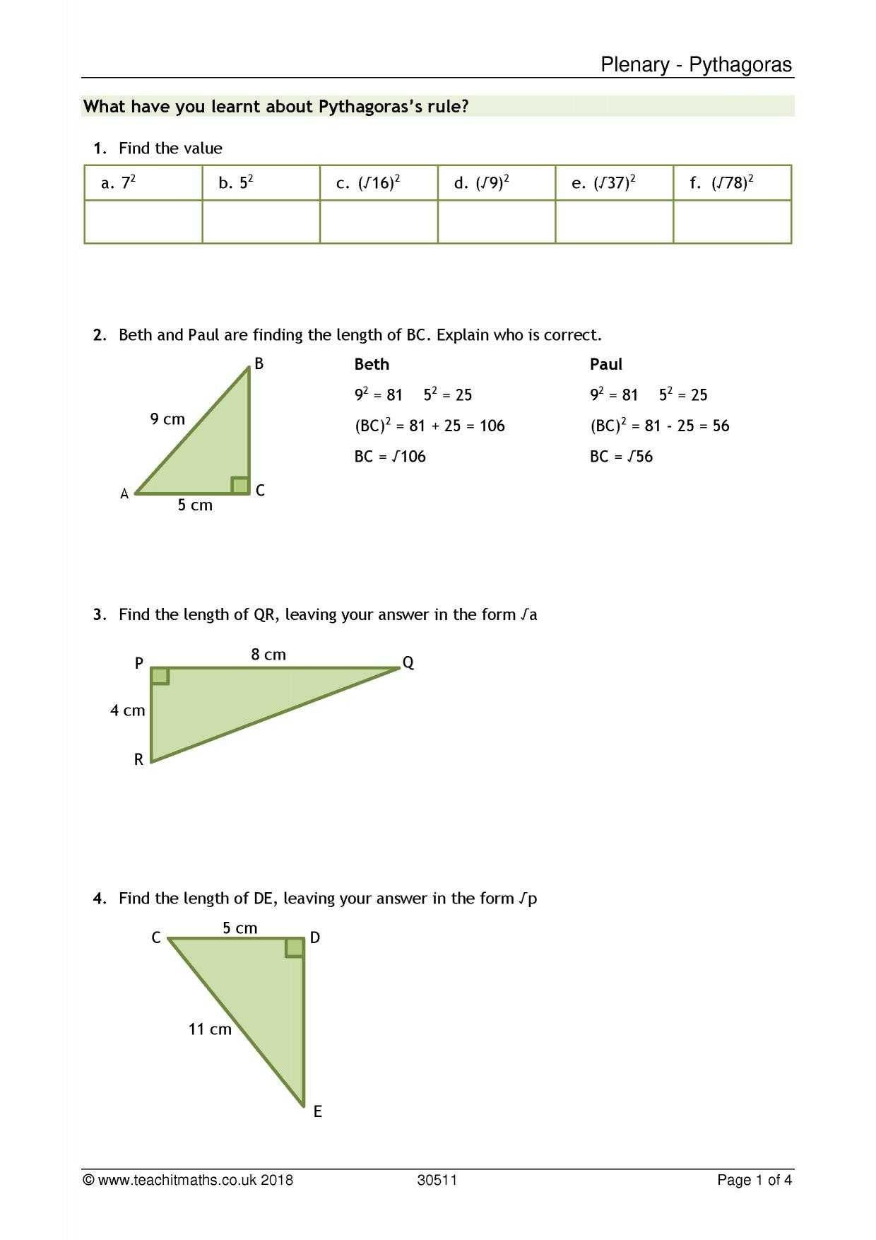 Simple and Compound Interest Practice Worksheet Answer Key and All Ks3 Resources Teachit Maths