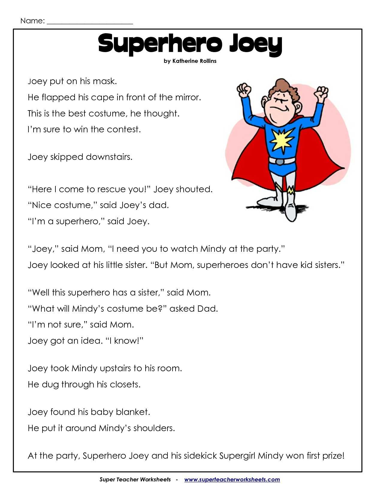Story Elements Worksheet Pdf with College Reading Prehension Worksheets the Best Worksheets Image