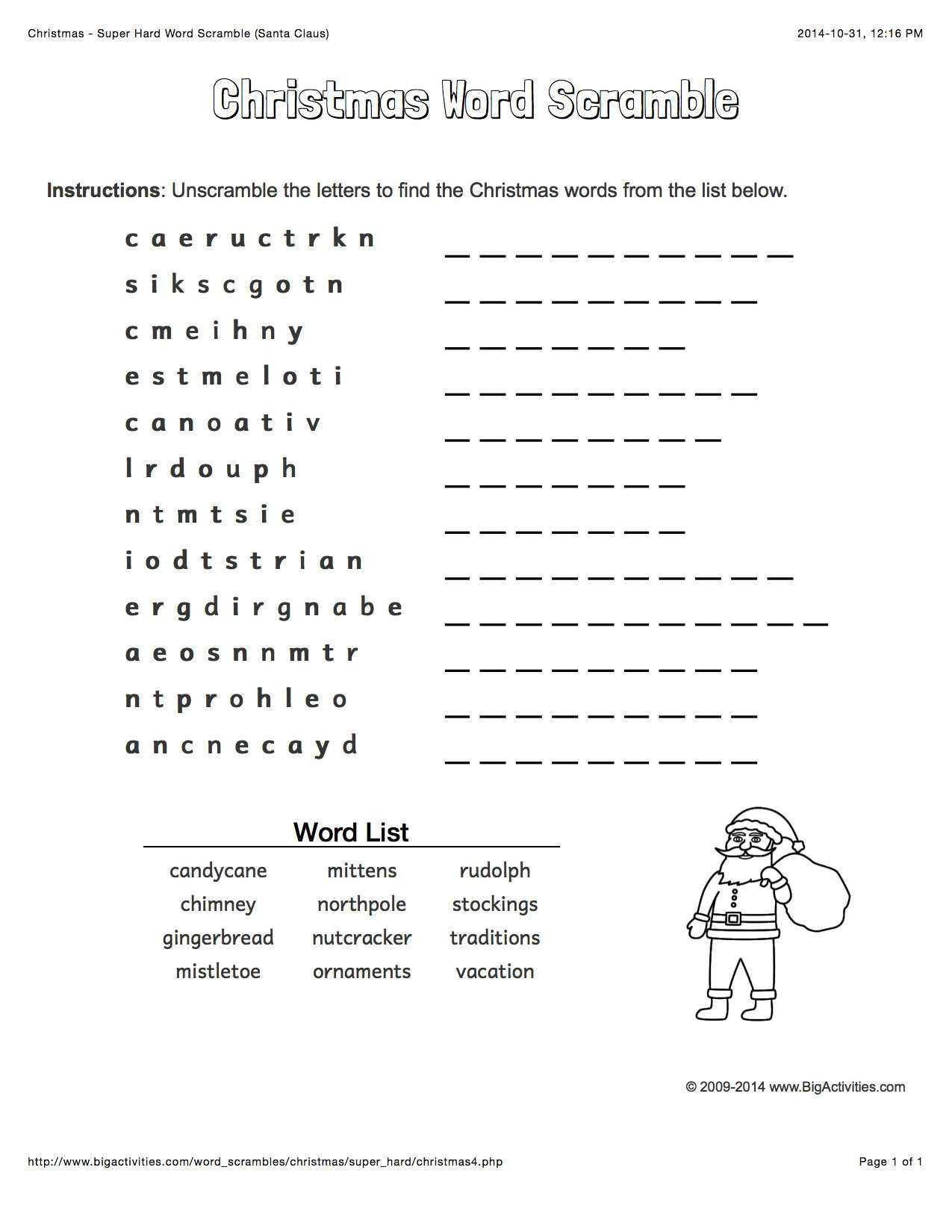 Unscramble Sentences Worksheets 1st Grade Also The