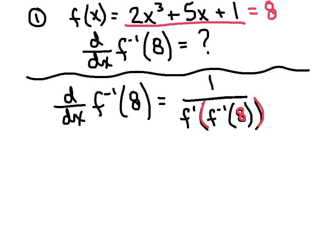 Worksheet 7.4 Inverse Functions Answers together with Math