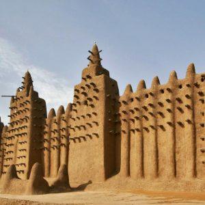 semestafakta-The Great Mosque in Djenne