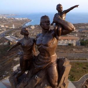 semestafakta-African Renaissance Monument