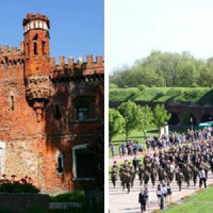 semestafakta-The memorial complex Brest Hero Fortress