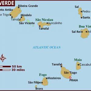 semestafakta-cape verde map
