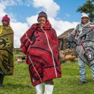 semestafakta-The Basotho blanket