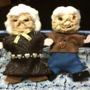 semestafakta-Apple dolls