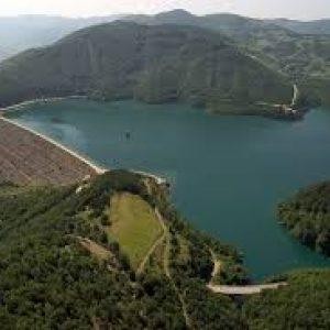 semestafakta-Gazivoda Lake kosovo