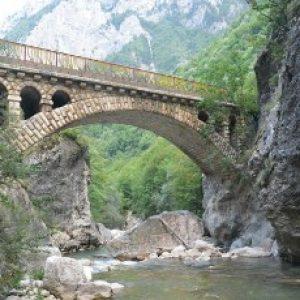 semestafakta-Rugova Canyon