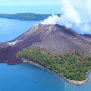 semestafakta-Gunung Krakatau