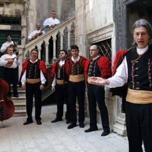 Dalmatian Klapa singing