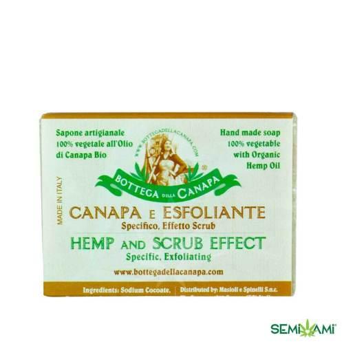 Bottega della Canapa sapone esfoliante