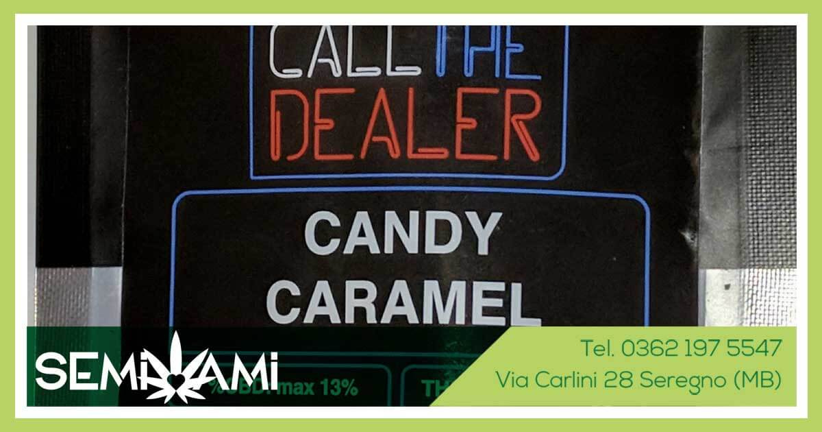 Candy Caramel Call the Dealer