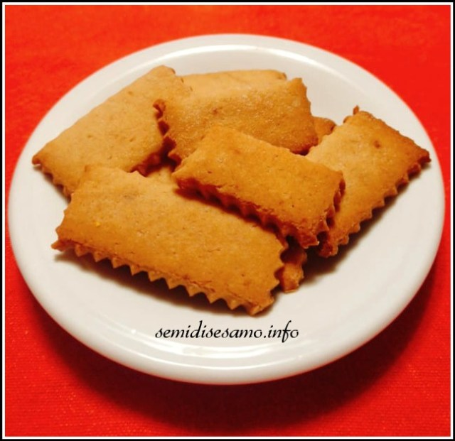 biscotti al Nesquik senza burro e senza uova
