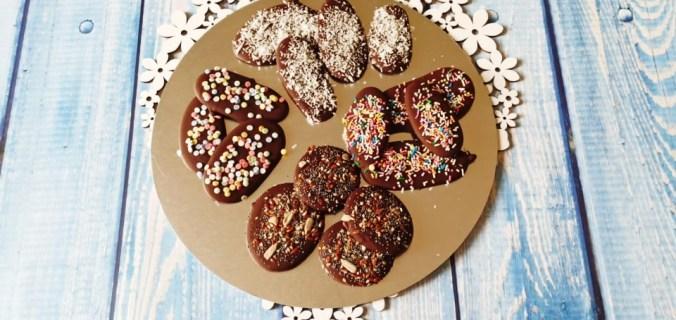 Gallette di cioccolato, ricetta riciclo uova di Pasqua
