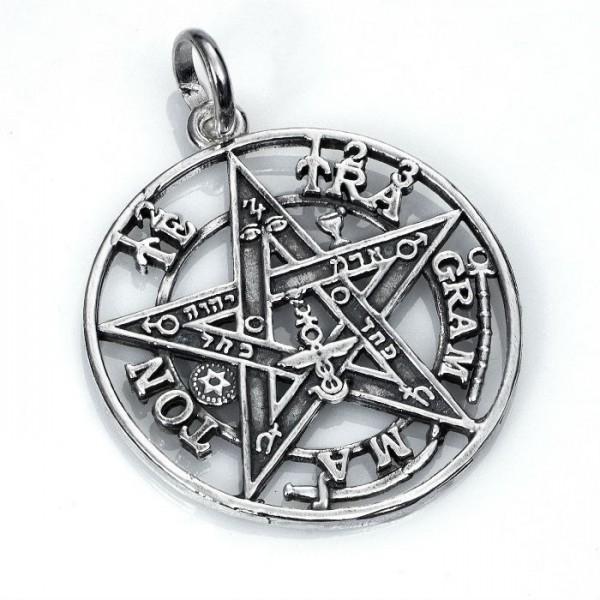 Para que sirve el Tetragrammaton de plata