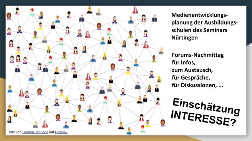 Forum Medienbildung für Ausbildungsschulen