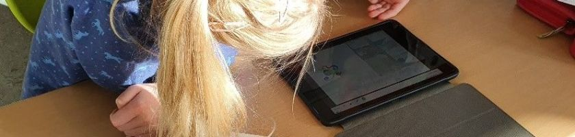 Feriengeschichten mit dem iPad im Deutschunterricht
