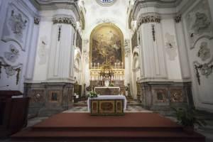 Chiesa Santa Maria in Monte Oliveto - Seminario Arcivescovile di Palermo