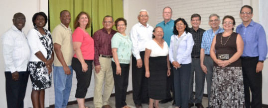 The Second President's Retreat for Mesoamerica Held in Costa Rica