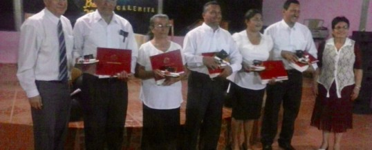 Five Persons from the Same Family Graduate from SENDAS in the West Panama District