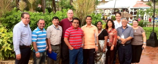 SENDAS attends the First Retreat for Seminary Presidents of the Mesoamerica Region
