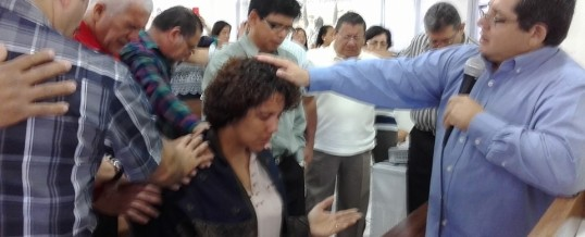Member of the SENDAS Board Elected as New Superintendent of the Costa Rica Central District