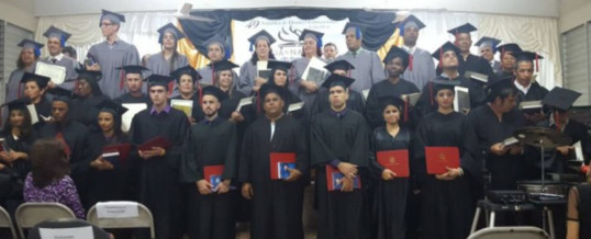 SENDAS and Regional NYI celebrate Certificate in Youth Ministry Graduation in Cuba
