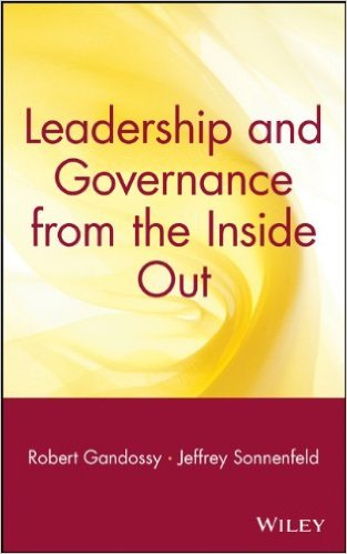 Leadership and Governance from the Inside Out