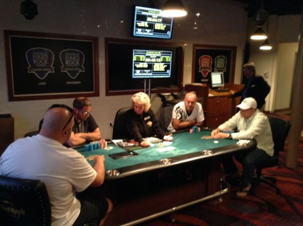 Event 4 (Day 3): The Final Four | Seminole Hard Rock ...