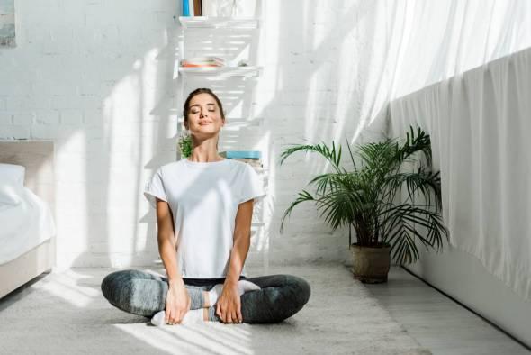 faire du yoga pour lutter contre le stress