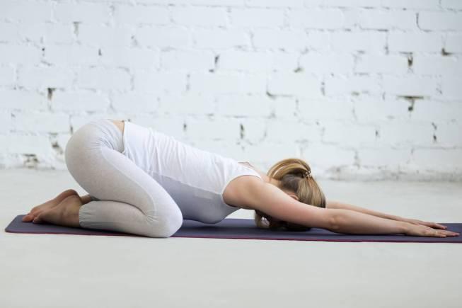 yoga pour lutter contre le stress