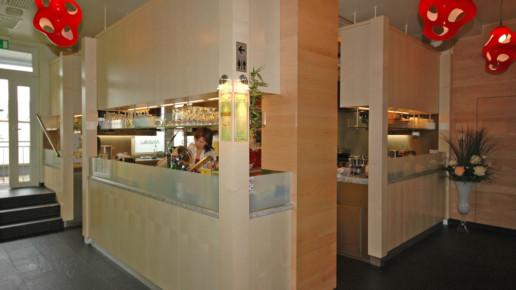 Gastronomiemöbel vom Tischler