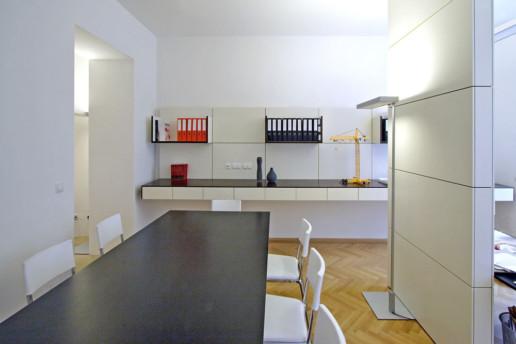 Büro vom Tischler