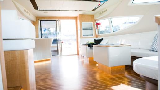 Interior Design für Yachten