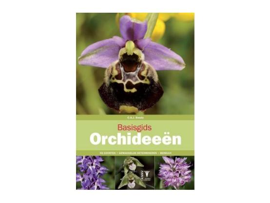 Binnenkort : Basisgids Orchideeën (Benelux)