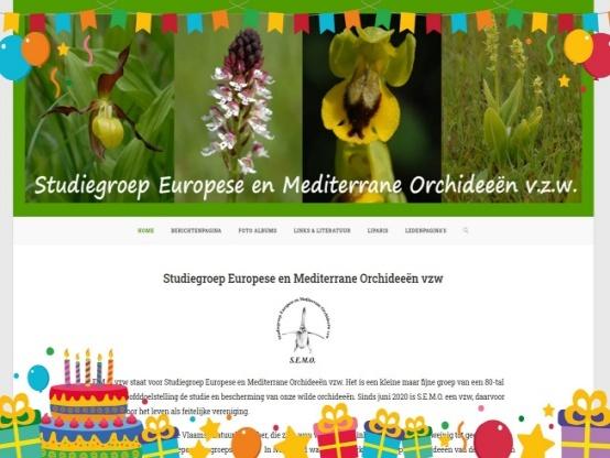 Nieuwe website S.E.M.O. vzw